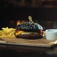 Black Cherry бургер в Капучино