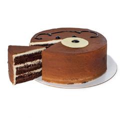 Торт «Прага» (кусочек)