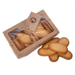 Печенье «Язычки кота»
