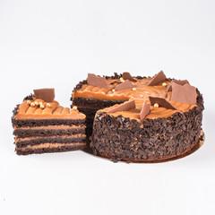 Торт «Домашний» (кусочек)
