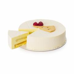 Торт «Три сыра» (кусочек)