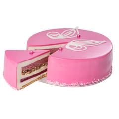 Торт «Ягодное Лето» (кусочек)